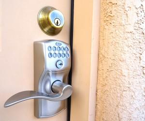 Keycode Lock