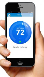 Nest Thermostat App